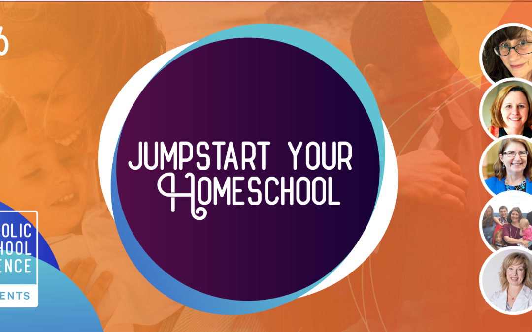 Jumpstart Your Homechool