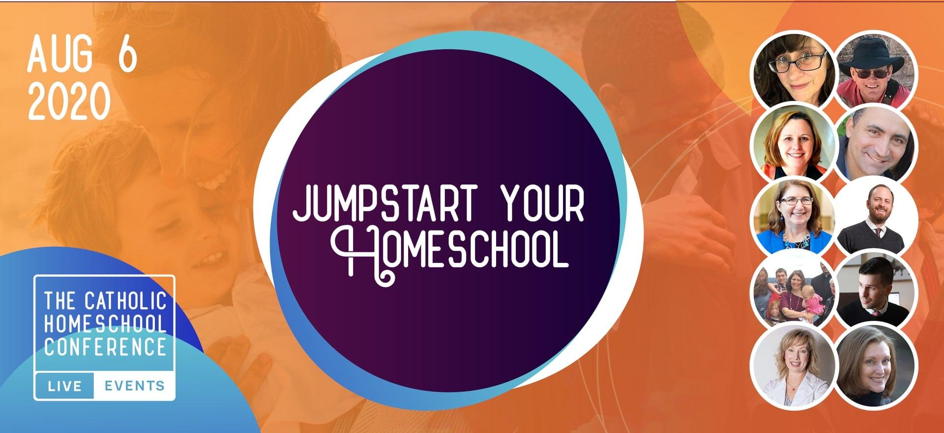 Jumpstart Your Homechool