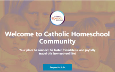 Live With Jen Mackintosh – Catholic Homeschool Community Launch