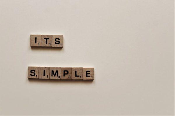simple to homeschool