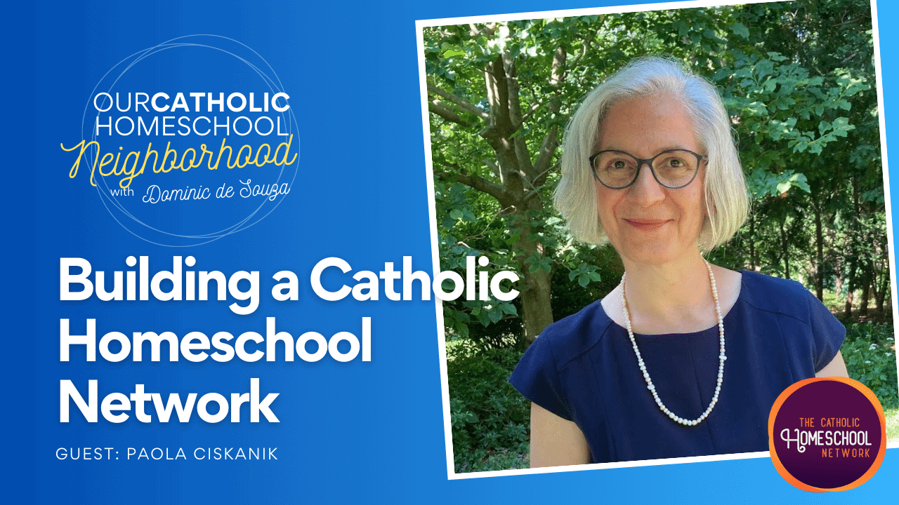 Paola Ciskanik on playing the cello & building a Catholic Homeschool Network